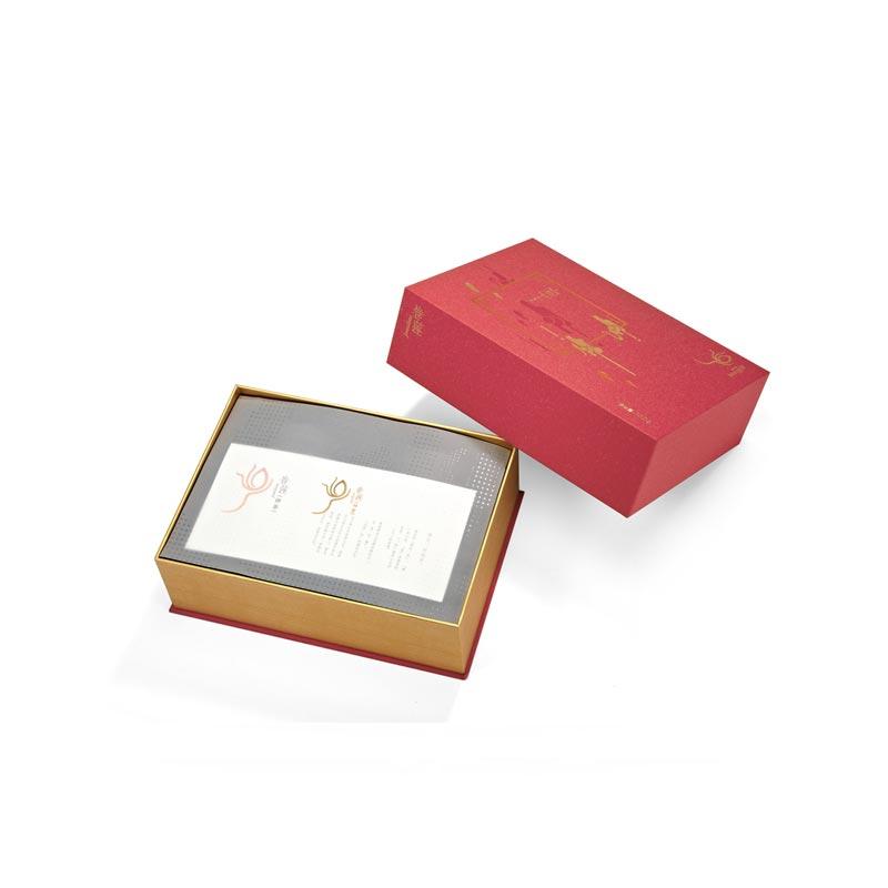 卷莲茶礼-岩茶肉桂100克-精美礼盒装CXY-0001-0009