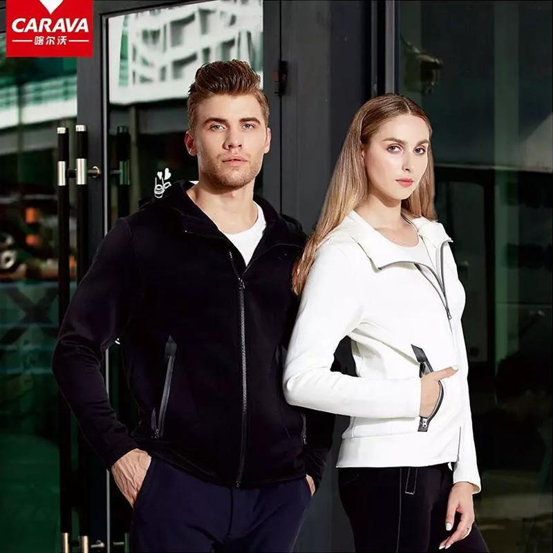 CARAVA女款空气棉外套857852(颜色随机发货)