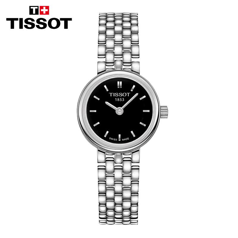 TISSOT天梭瑞士手表 经典系列商务休闲机械女表T058.009.11.051.00