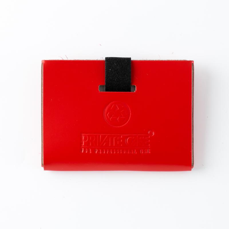 芬兰原产PRIVATE CASE 再生皮简约银行卡包名片夹证件包
