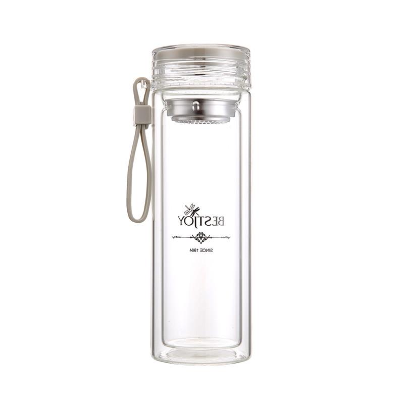 富光休闲运动玻璃杯BEST06-1024(颜色随机发货)