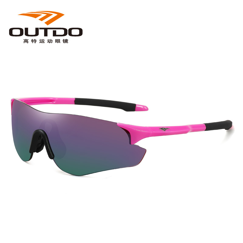 高特运动眼镜GT61003 C046跑步系列/高清尼龙、轻极限23克