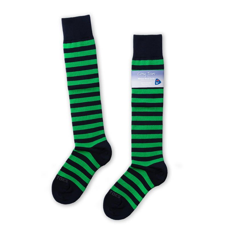 新西兰原产Cosy Toes美利奴羊毛中筒袜羊毛袜子黑色点状彩色