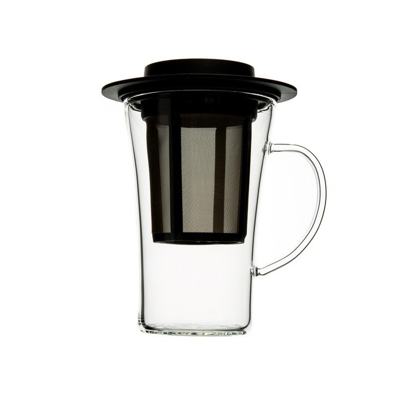 德国原产finum芬伦玻璃茶杯茶壶茶具280ml