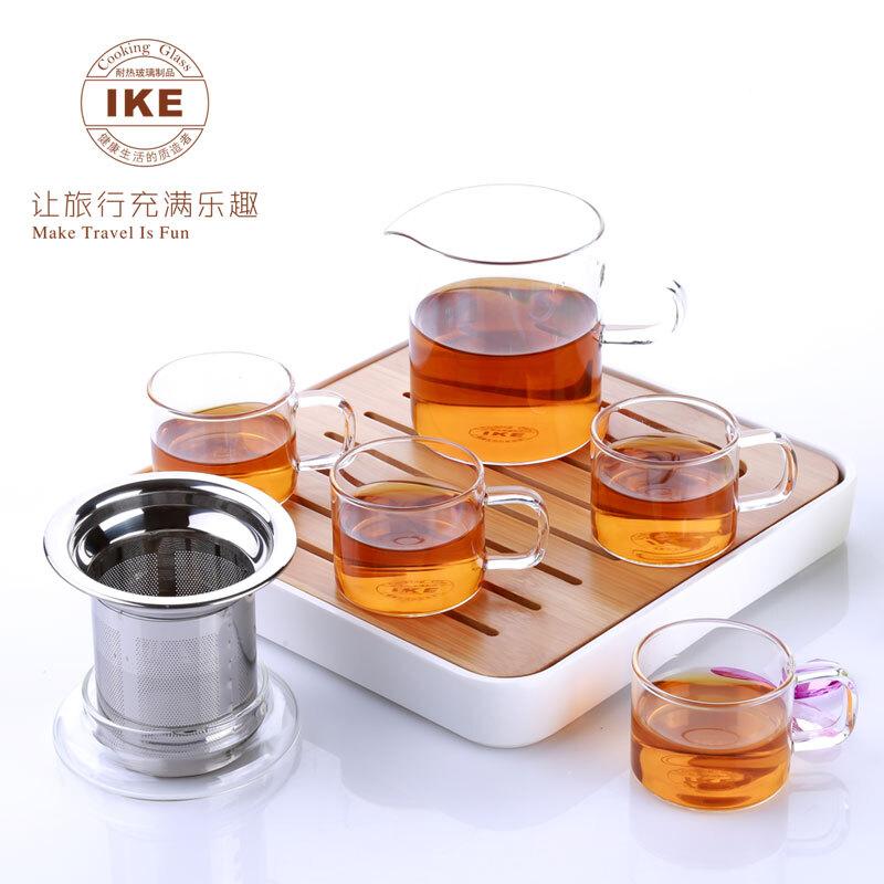生活元素一柯旅行茶具套装YK-C608C