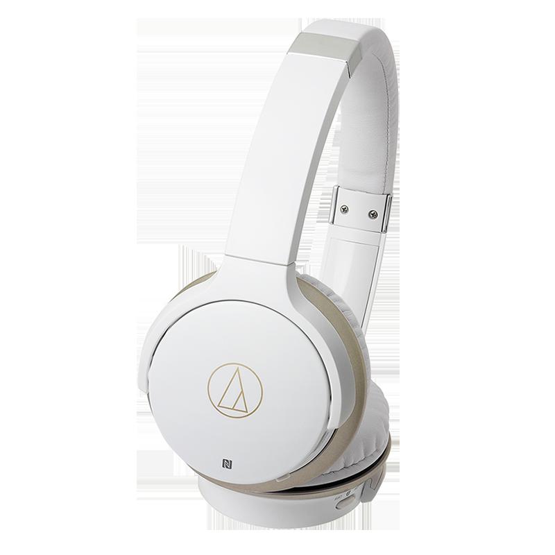 Audio Technica/铁三角 ATH-AR3BT 无线头戴式带麦线控蓝牙耳机(颜色随机发货)