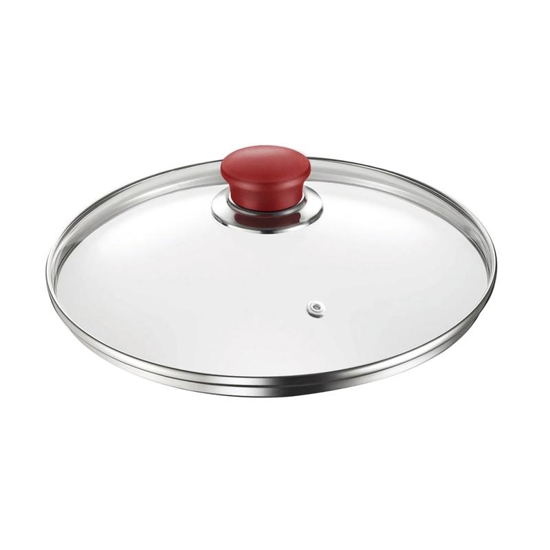 意大利原产ALMA20/24/28cm米兰时尚系列玻璃锅盖
