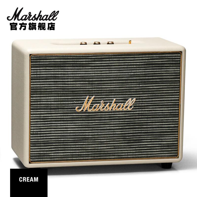 MARSHALL woburn 马歇尔旗舰级摇滚重低音监听无线蓝牙音箱(颜色随机发货)