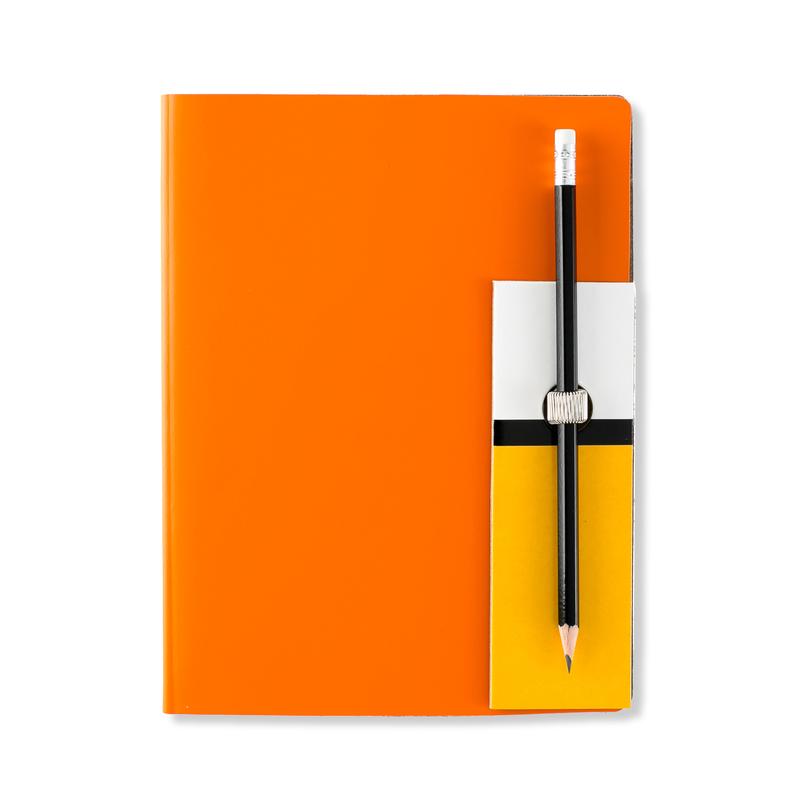 芬兰原产PRIVATE CASE 超薄记事本日记本文具可更换纸芯