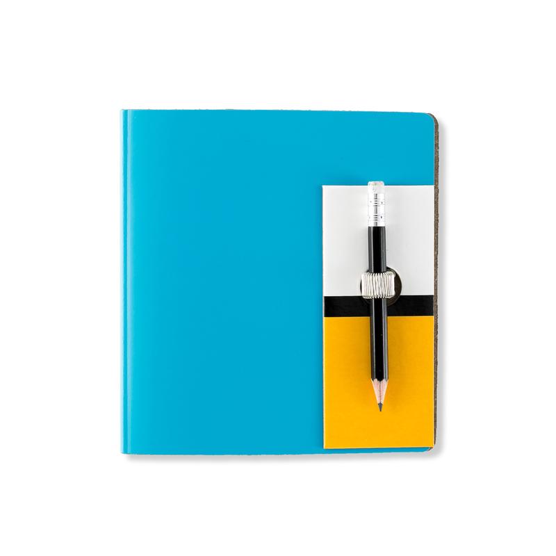 芬兰原产PRIVATE CASE 超薄笔记本记事本文具可更换纸芯
