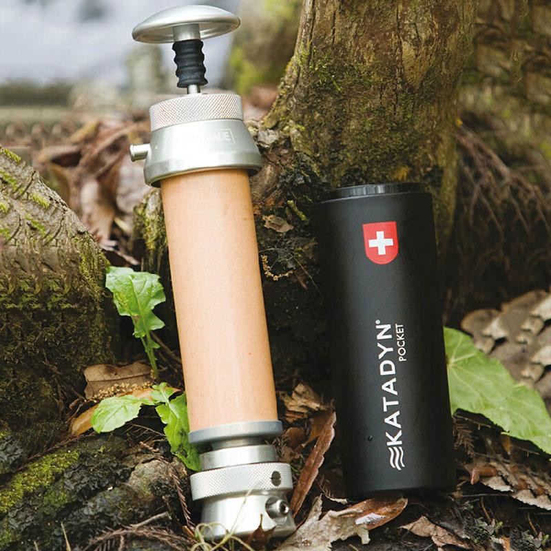 瑞士康迪净水器Katadyn豪华型净水器2010000