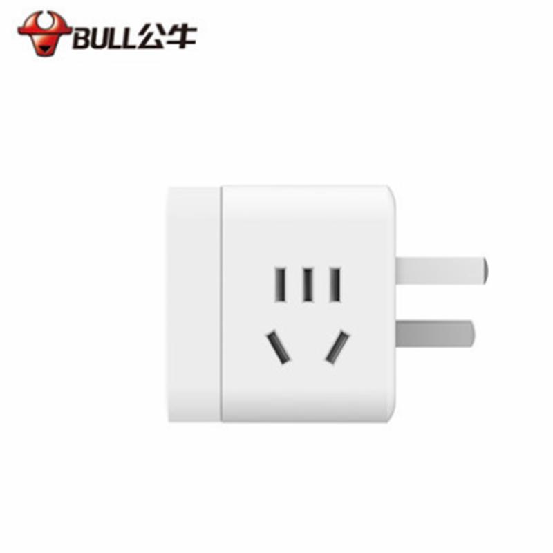 公牛BULL无线小魔方USB插座-U9B122