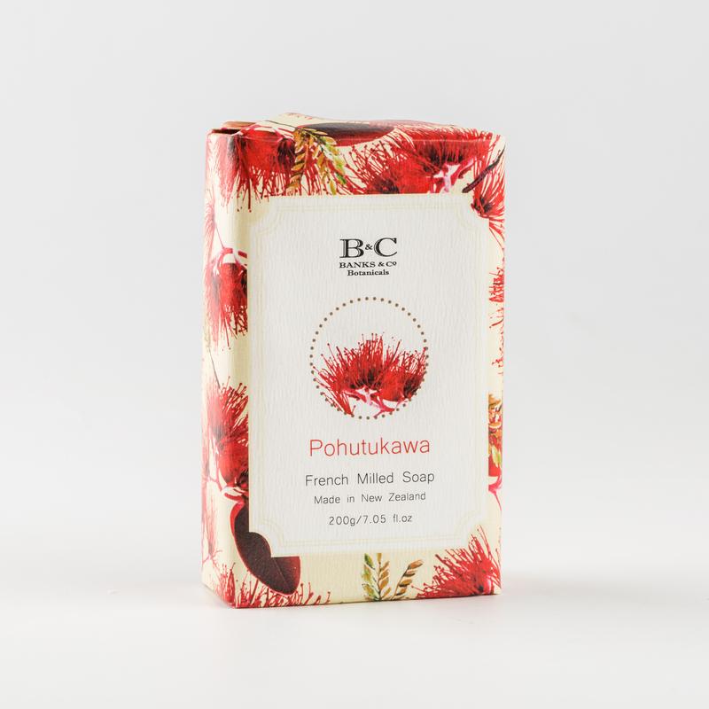 新西兰原产BANKS&CO植物精油手工皂洁面香皂海岸风情系列
