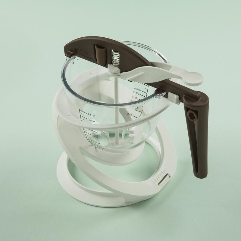 意大利原产Gamme gourmet 手持式巧克力液漏斗导流器