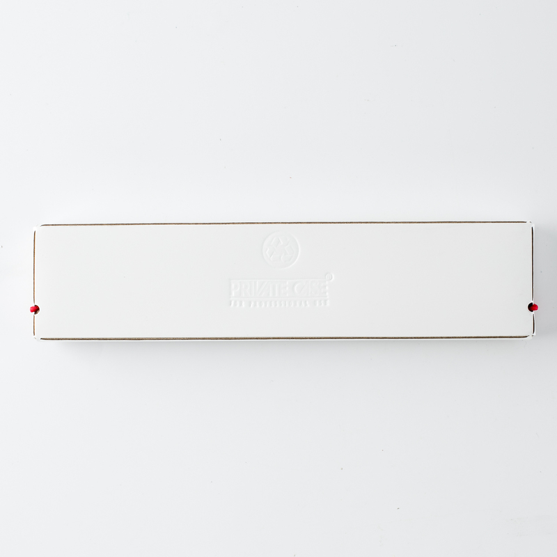 芬兰原产PRIVATE CASE 再生皮简约笔袋文具盒铅笔盒
