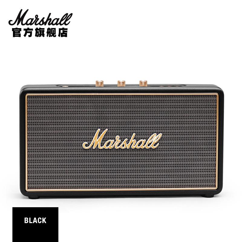 MARSHALL Stockwell 马歇尔摇滚重低音便携式无线蓝牙音箱