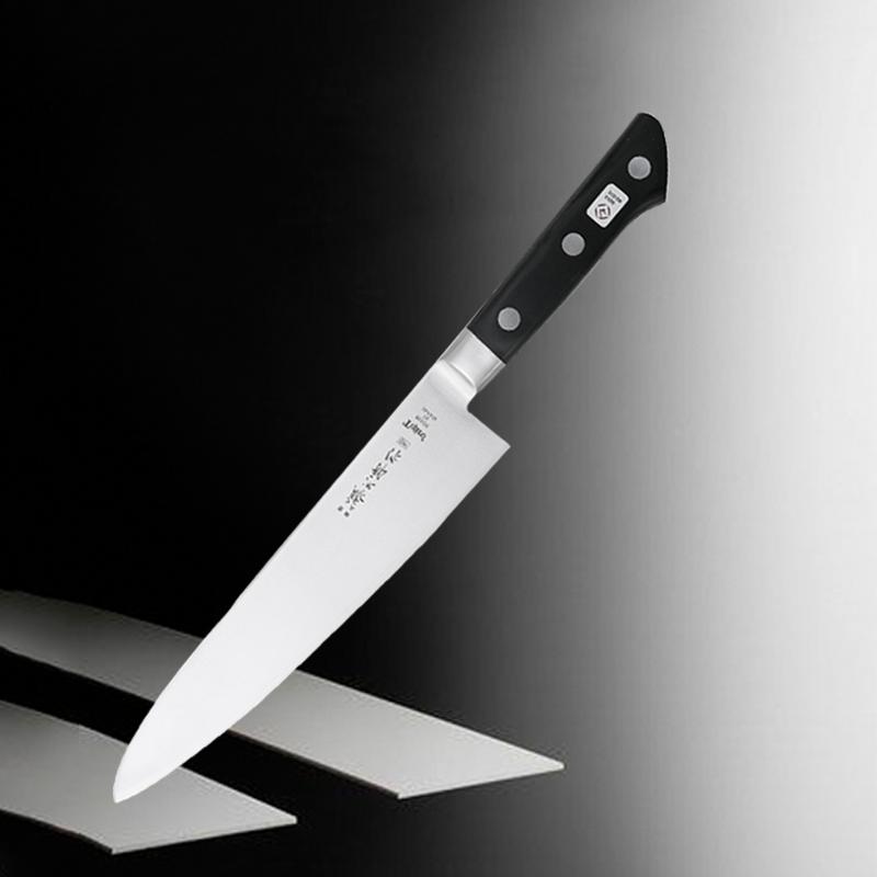 日本原产Tojiro藤次郎钴合金牛刀厨刀切片刀F-808