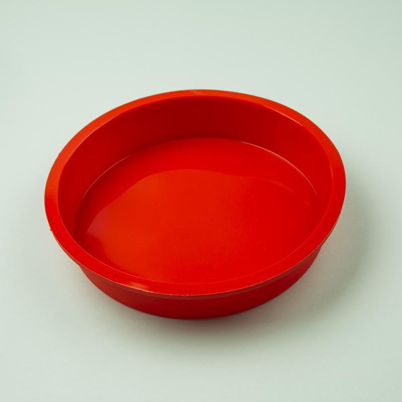 意大利原产Gamme gourmet 圆形硅胶模具/烤盘烘焙工具