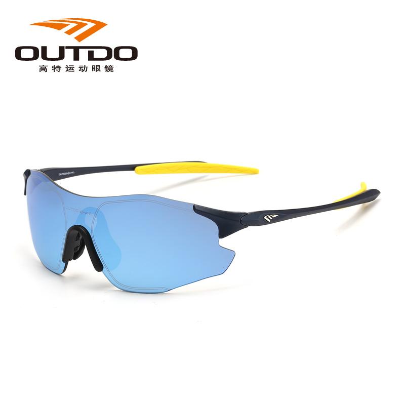 高特运动眼镜GT67004 C047跑步系列/偏光、蜻蜓环抱镜腿