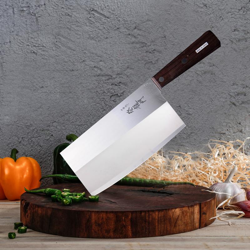 日本原产Tojiro藤次郎不锈钢富士登龙门菜刀厨刀切片刀FG-68