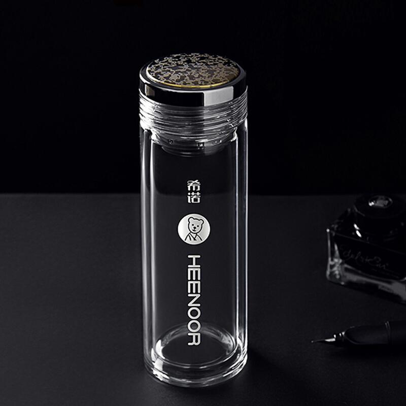 希诺玻璃杯(枪灰色)XN-6517