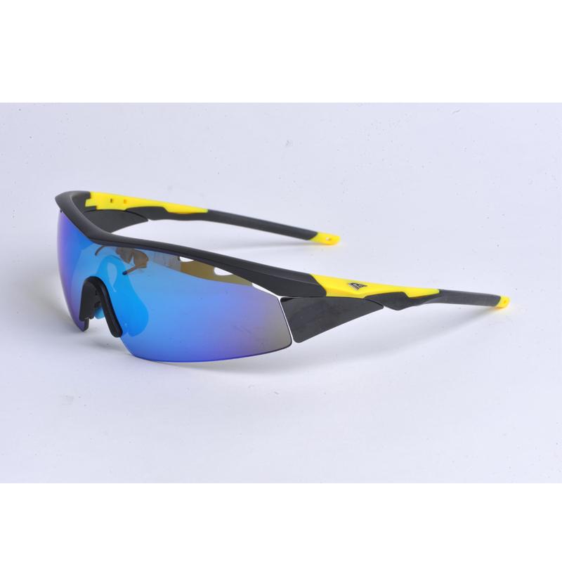 高特运动眼镜GT61004 C028骑行系列/高清尼龙、超防挡风侧翼