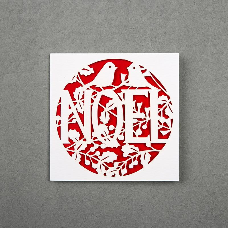 英国原产Chau Art圣诞节 主题贺卡明信片创意贺卡
