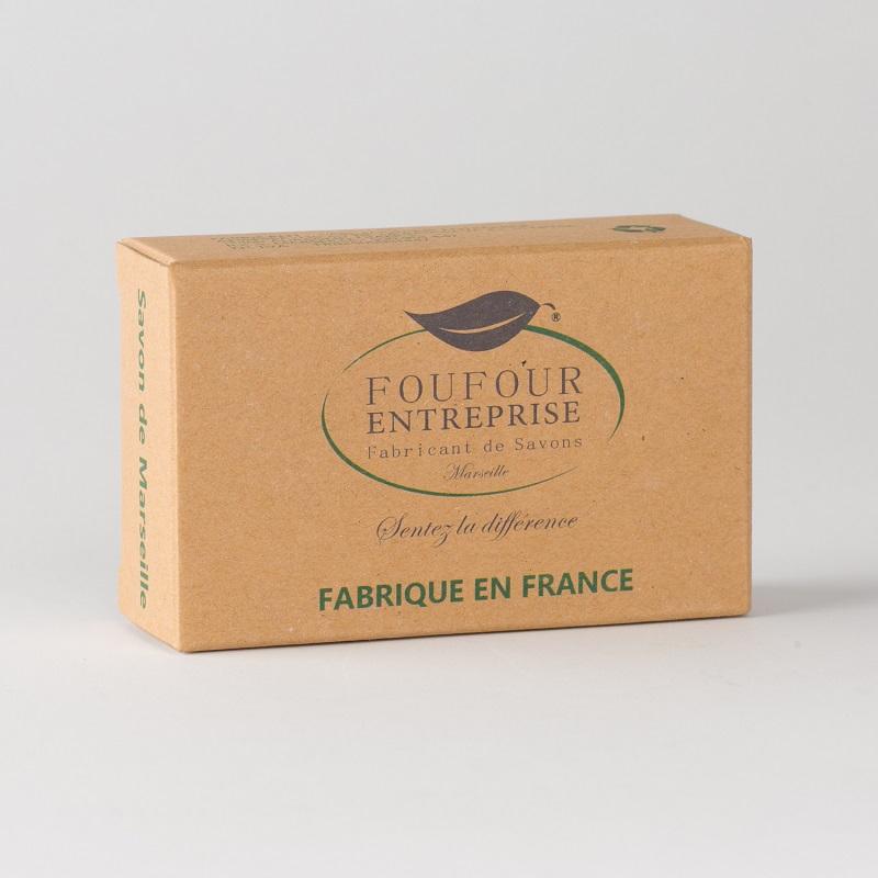 法国原产FOUFOUR精油手工皂马赛皂沐浴皂洗脸皂洁面保湿 杏仁