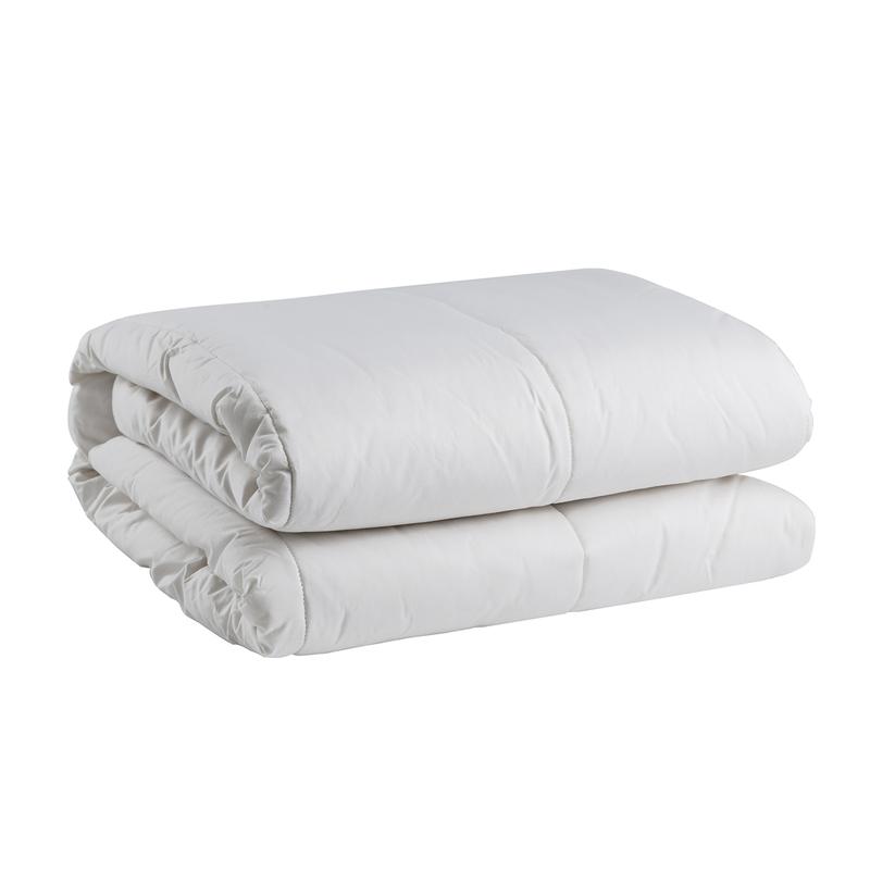 新西兰原产CRIA 80%羊毛儿童四季被羊毛被白色