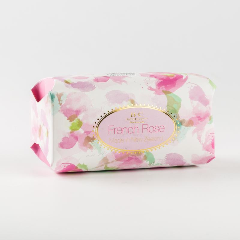 新西兰原产BANKS&CO植物精油手工皂洁面香皂甜美浪漫系列