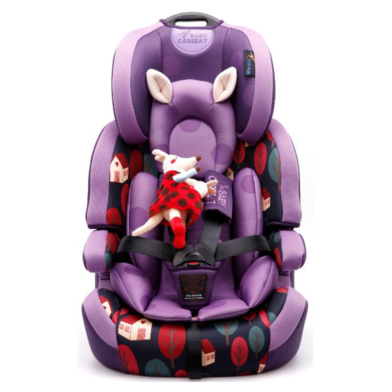 汽车儿童安全座椅9月-12岁贝贝卡西LB-517