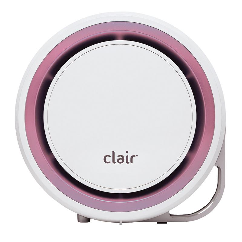 韩国原产clair R2升级版家用除甲醛除尘除有害物质净化器