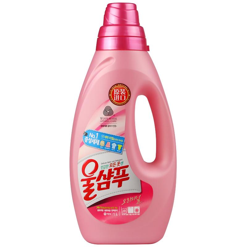 韩国爱敬  洗衣液1L