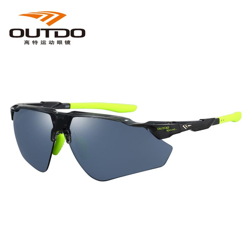 高特运动眼镜GT61001 C026骑行系列/高清尼龙