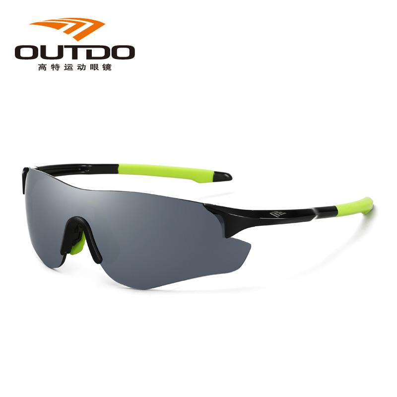 高特运动眼镜GT61003 C049跑步系列/高清尼龙、轻极限23克