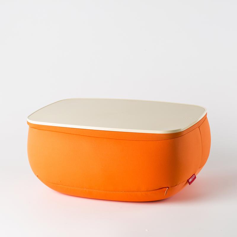 韩国原产JOODESIGN靠垫创意靠垫桌ABS塑料款