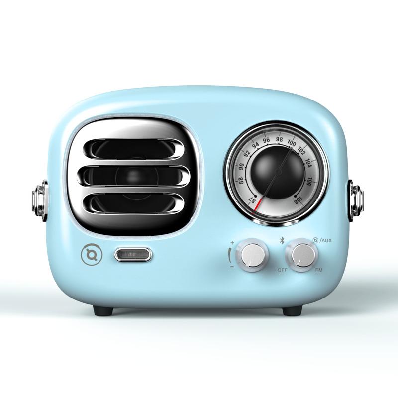 猫王收音机 TR101BU radiooo多士无线创意蓝牙音响