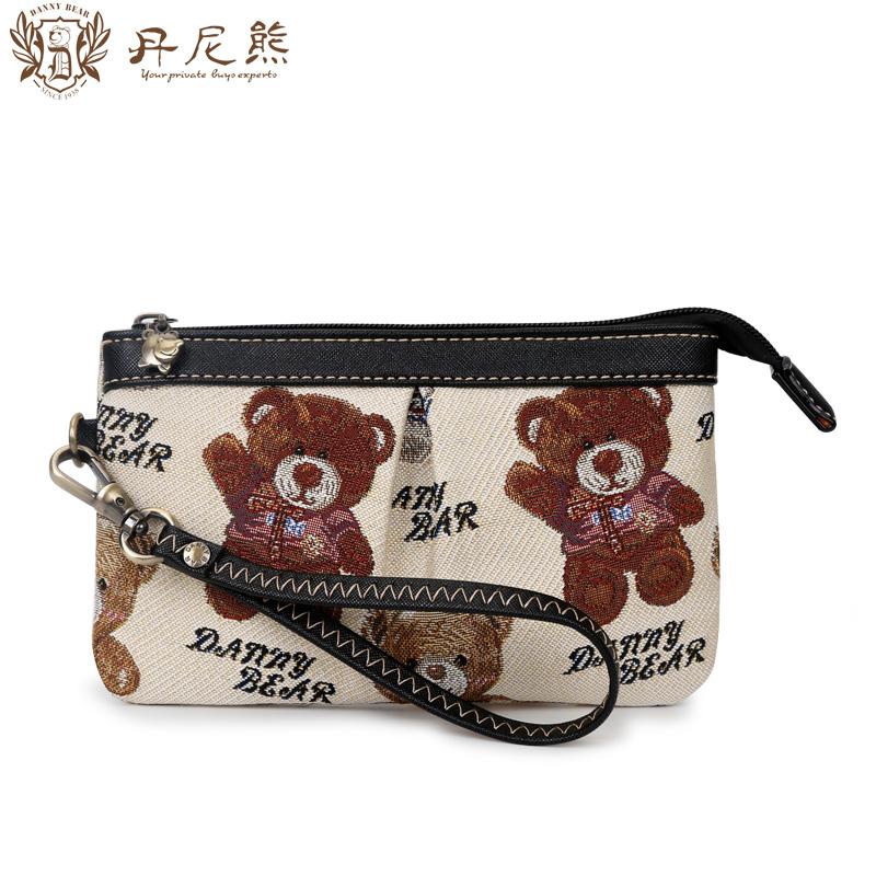 丹尼熊HAPPY熊系列手抓包DBWB165059-087W