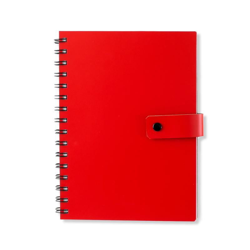 芬兰原产PRIVATE CASE 按扣笔记本记事本日记本文具办公