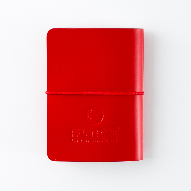 芬兰原产PRIVATE CASE 口袋笔记本记事本日记本可换纸芯