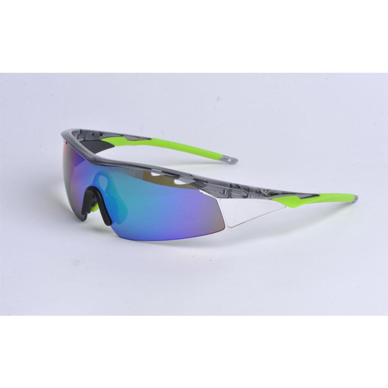 高特运动眼镜GT61004 C026骑行系列/高清尼龙、超防挡风侧翼