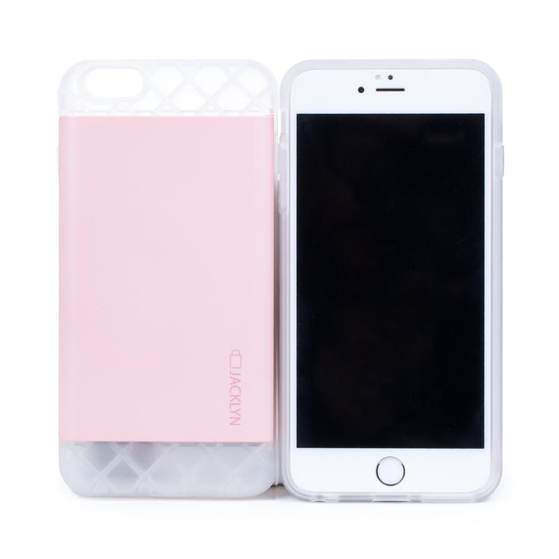 韩国原产JACKLYN苹果6plus手机壳apple手机套 防水耐高温