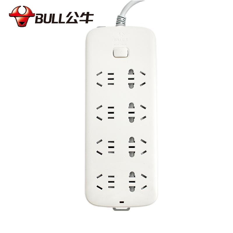 公牛BULL新国标插座 插线板 S1080