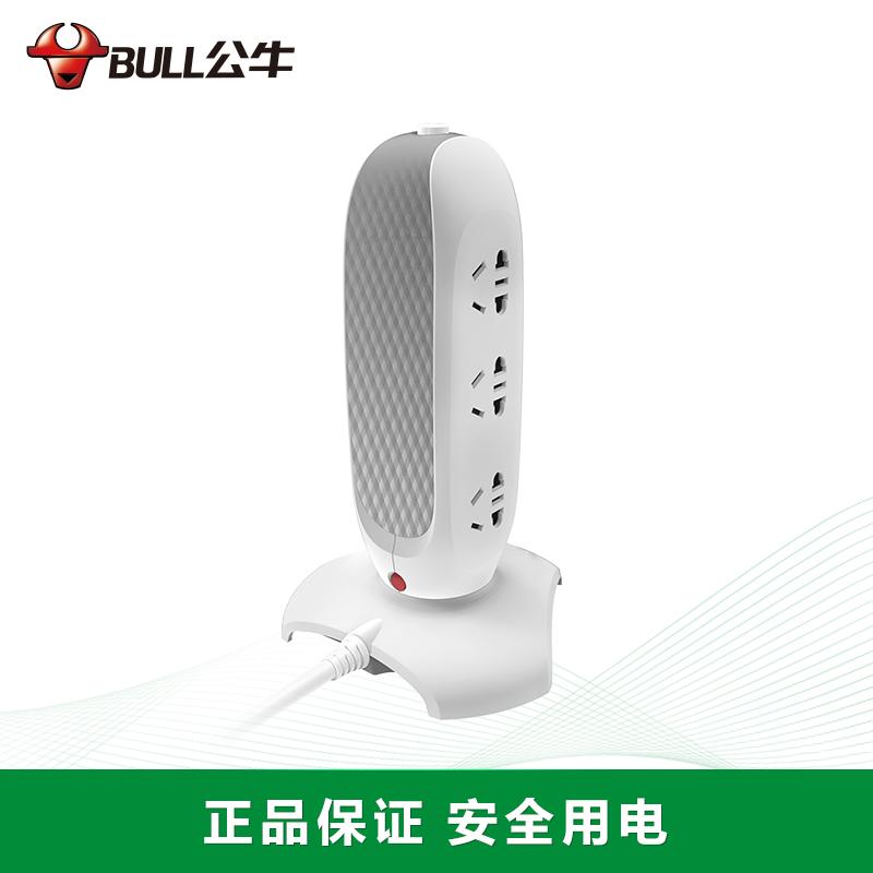 公牛BULL立式插V81060(无USB)