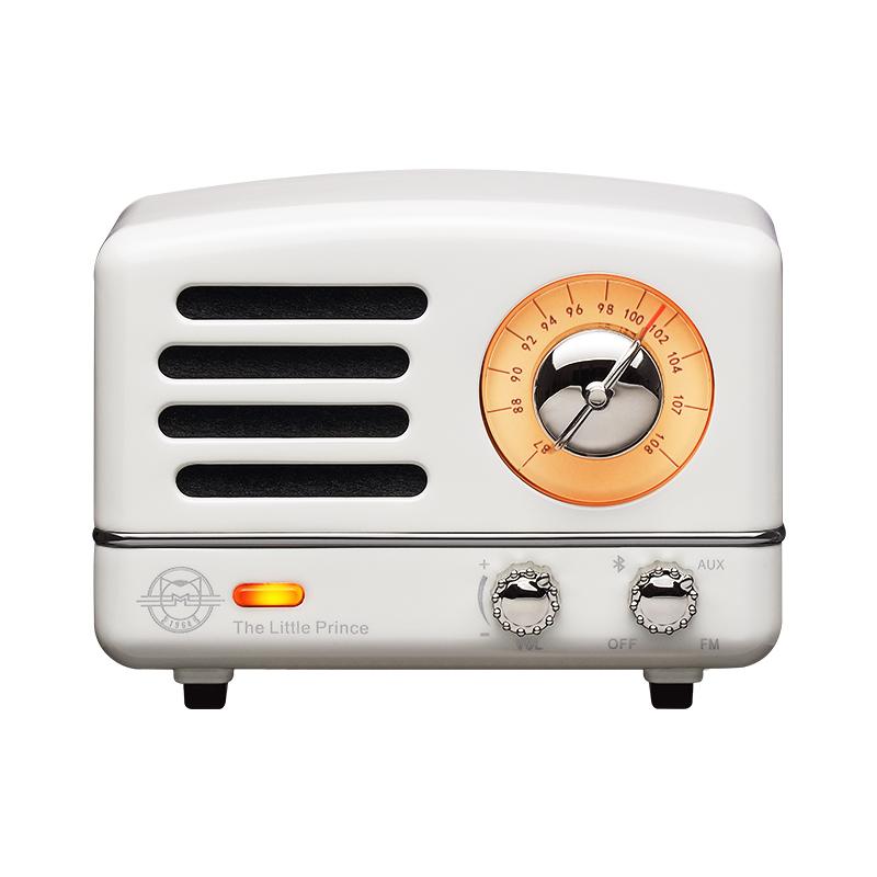 猫王收音机 MW-2A小王子便携式手机蓝牙音箱(颜色随机发货)