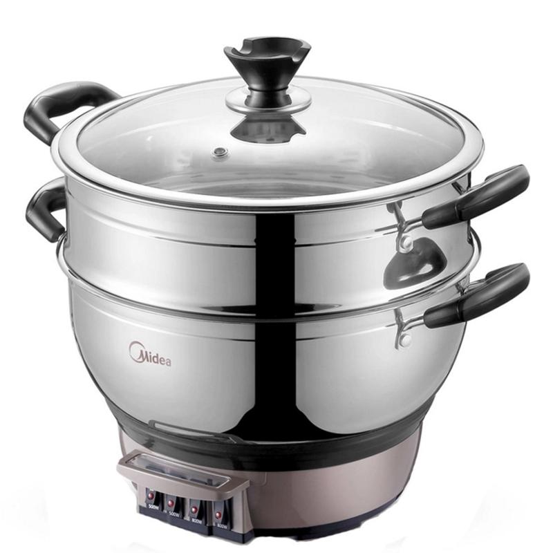 美的多用锅DHN30A    4.5L