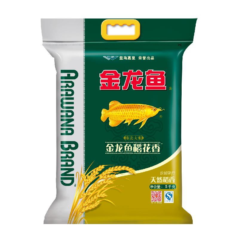 金龙鱼稻花香5KG