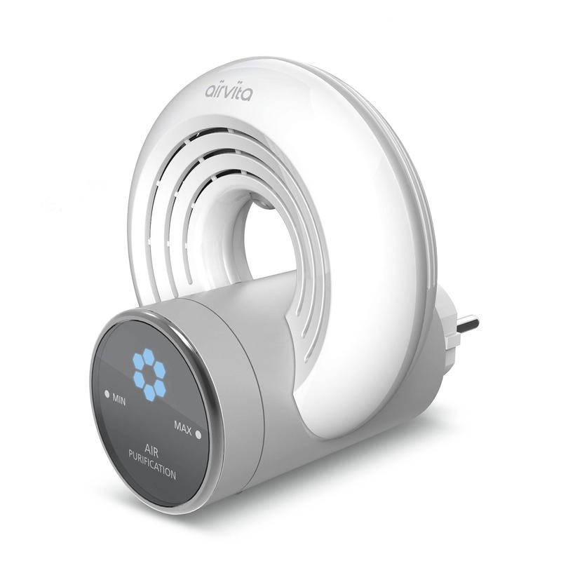 韩国原产airvita Q负离子空气净化器家用净化器除味器
