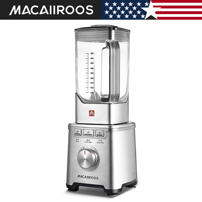 MACAIIROOS迈卡罗破壁 料理机【重点推荐】MCL-200