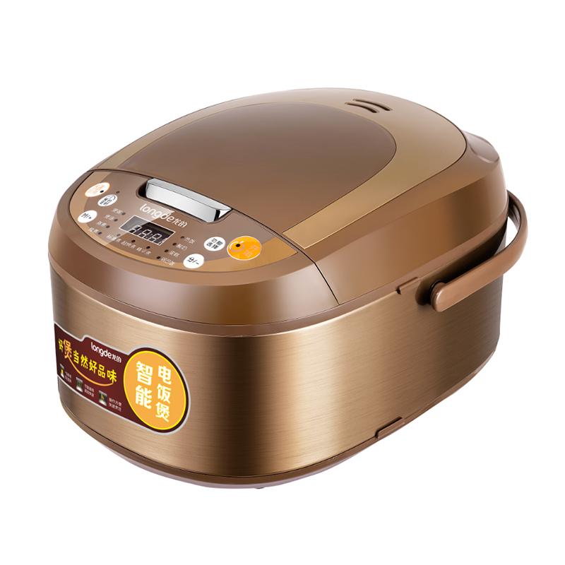 龙的(longde) 家用电饭煲大容量智能家庭电饭锅4升 LD-FS40A
